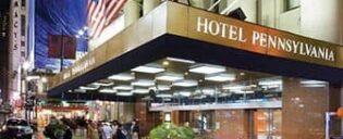 Pennsylvania Hotel в Нью Йорке