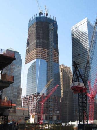 Башня Свободы или Всемирно торговый центр 1 в Нью-Йорке 706ecb6be3a