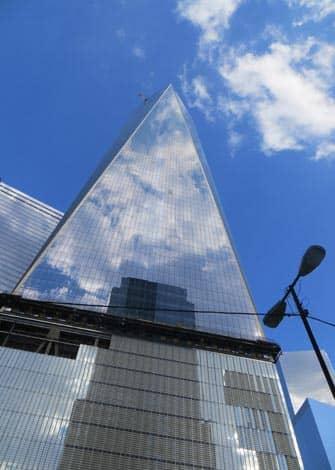 Башня Свободы в городе Нью-Йорке