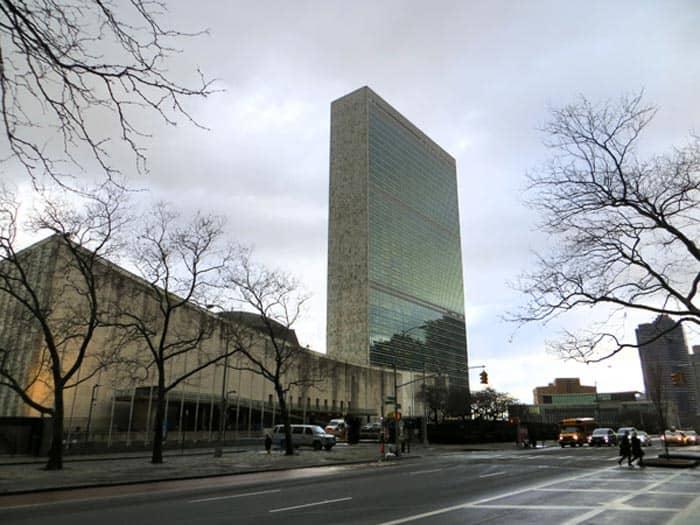 ООН в Нью-Йорке