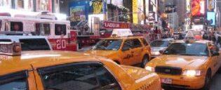 Таймс Сквер в Манхэттен
