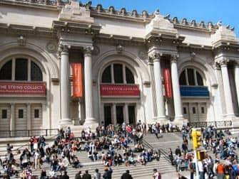 Explorer Pass Метрополитен-музей в Нью-Йорке