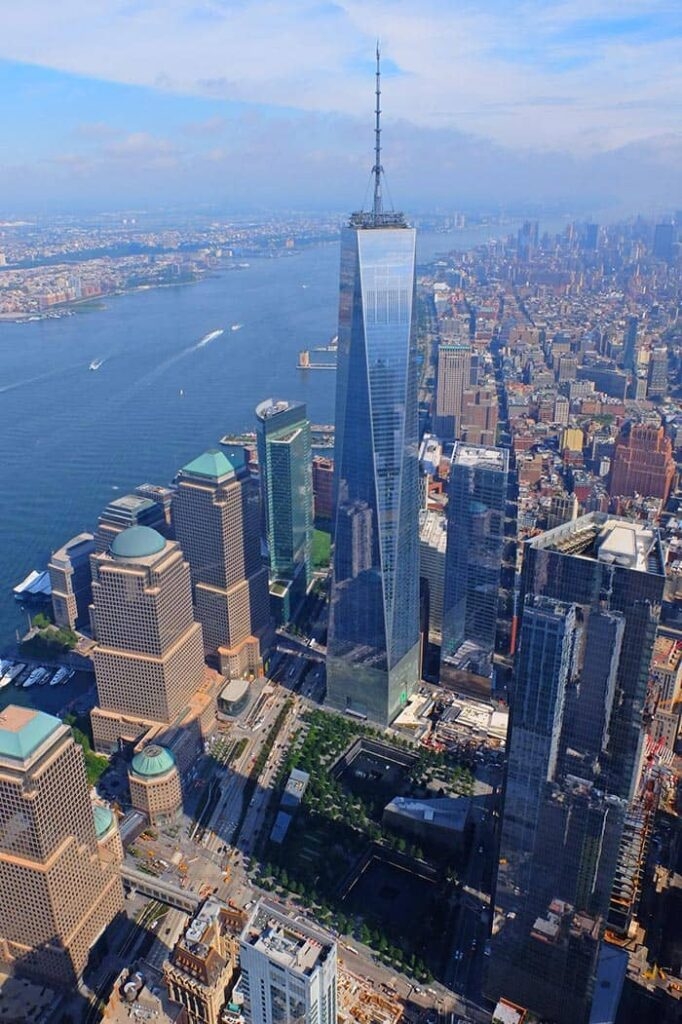 Билеты на One World Observatory - Freedom tower