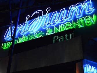 Джаз и Блюз в Нью-Йорке клуб Iridium