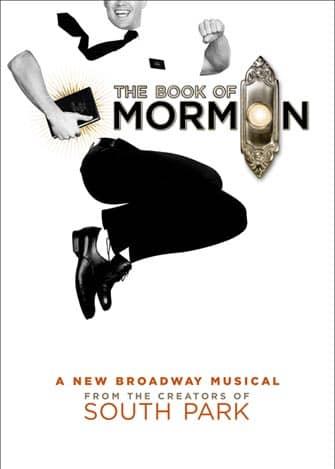 Книга Мормона мюзикл