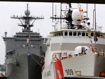 Мероприятия посвященное недели флота