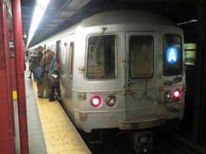 Метрополитен в Нью Йорке