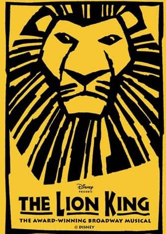 Мюзикл Lion King