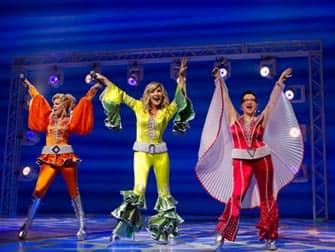 Мюзикл Mamma Mia! (Мамма Миа!)