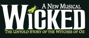 Мюзикл Wicked на Бродвее
