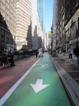 На велосипеде через Центральный Парк