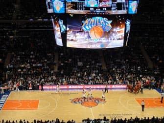 Нью-Йорк Никс билеты