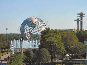 Открытый чемпионат США по теннису в Нью Йорке