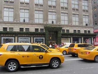Проезд на такси