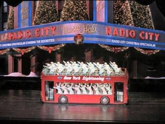 Рождественское шоу Нью-Йорка