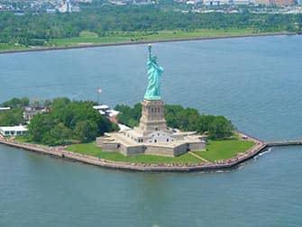 Статуя Свободы - Вид на Статую Свободы