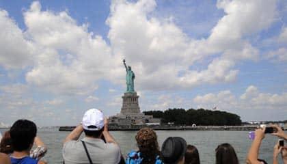 Статуя Свободы Нью Йорк