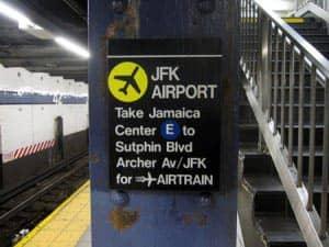 Транспорт из Манхэттена в аэропорт