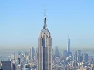 Эмпайр Стейт билдинг в Нью Йорке
