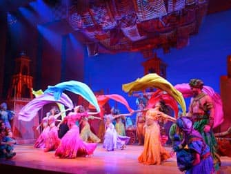Aladdin на Бродвее