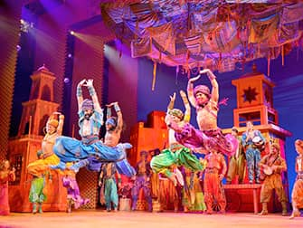 Билеты на Aladdin на Бродвее - Арабская ночь