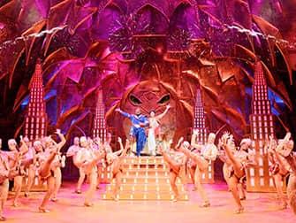 Билеты на Aladdin на Бродвее - Джинн и Аладдин