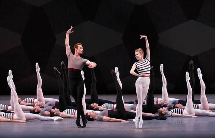 Балет в Линкольн-центре в Нью-Йорке - Everywhere We Go
