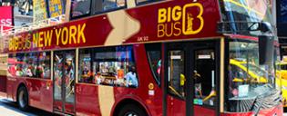 Big Bus в Нью-Йорке