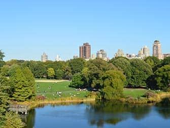 Центральный парк Great Lawn