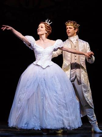 Cinderella мюзикл