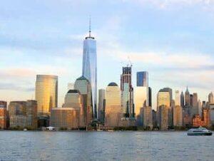 Башня Свободы или Всемирно торговый центр 1