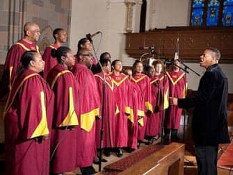 Gospel tour