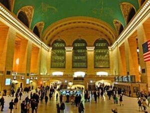 Терминал Гранд Централ в Нью-Йорке