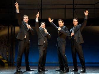 Jersey BoysAugust Wilson Theatre