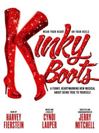 Kinky Boots (Чумовые боты) на Бродвее