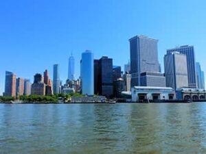 Нижняя часть Манхэттена и Финансовый квартал