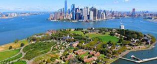 Вертолетная экскурсия над Нью-Йорком