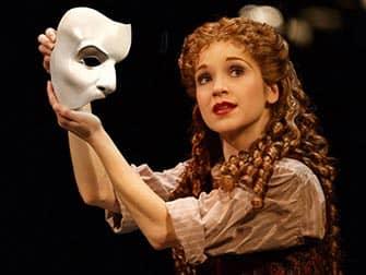 The Phantom of the Opera мюзикл на Бродвее