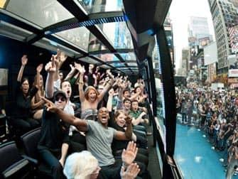 The Ride в Нью Йорке