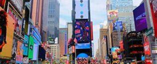 Таймс-сквер Нью Йорк