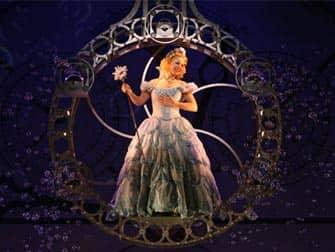 Wicked мюзикл на Бродвее