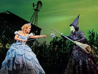 Wicked мюзикл