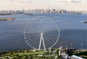 Нью Йоркское колесо обозрения