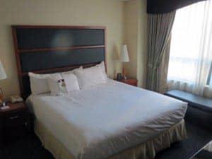 Double Tree Suites Hotel