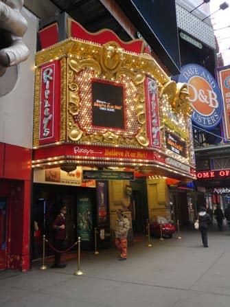 Ripley's Believe It or Not в Нью-Йорке
