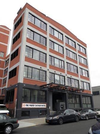 The Paper Factory Отель