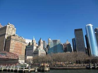 Бранч под парусами вокруг Нью-Йорка