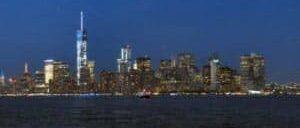 Вечерний круиз с видом на гавань Нью Йорка