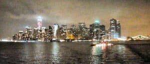 Вечерний прогулочный круиз к Статуе Свободы