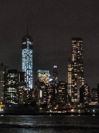 Вечерний прогулочный круиз по Нью-Йорку
